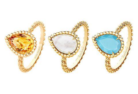 Jewellery, Fashion accessory, Body jewelry, Earrings, Yellow, Gemstone, Chain, Heart,