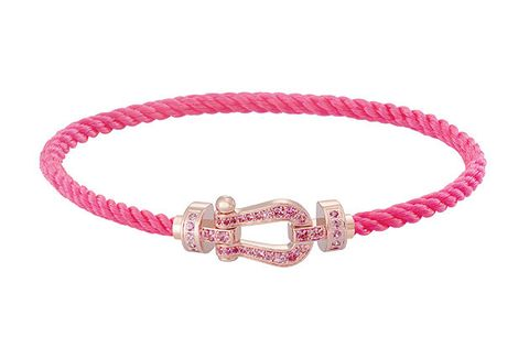 Fashion accessory, Bracelet, Jewellery, Pink, Bangle, Body jewelry, Magenta, Silver, Metal, Wristband,