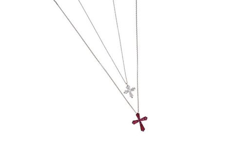 Line, Necklace,