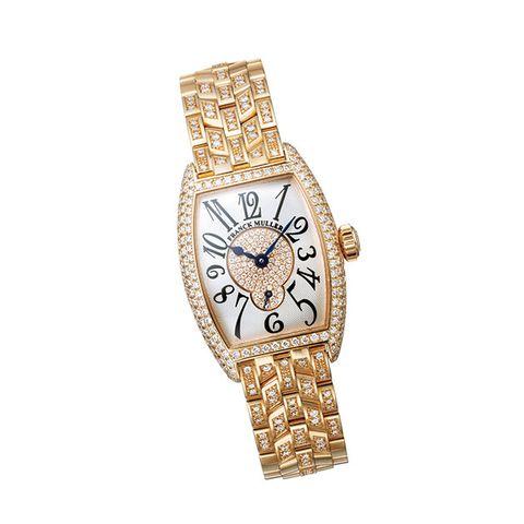 Analog watch, Watch, Watch accessory, Strap, Fashion accessory, Jewellery, Beige, Gold, Brand, Hardware accessory,