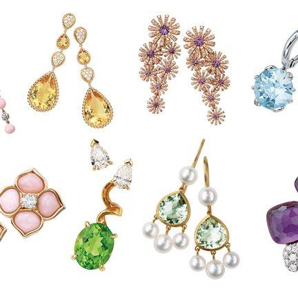 Body jewelry, Jewellery, Fashion accessory, Earrings, Gemstone, Diamond,