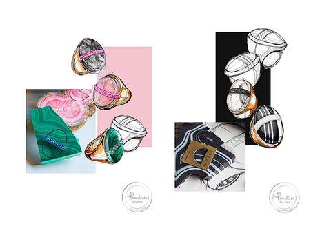 Illustration, Fashion accessory, Sketch,