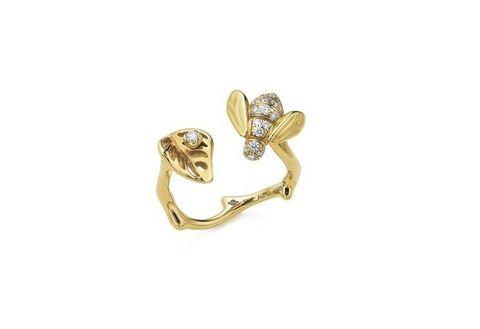 Jewellery, Fashion accessory, Finger, Brass, Metal, Gold, Brooch, Diamond, Ear, Body jewelry,