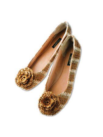 Brown, Fashion accessory, Natural material, Tan, Metal, Beige, Khaki, Earrings, Ballet flat, Fashion design,