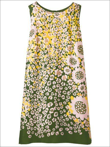 Yellow, Pattern, Textile, One-piece garment, Day dress, Visual arts, Design, Pattern, Illustration, Creative arts,