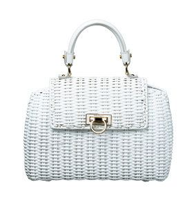 Product, Bag, White, Fashion accessory, Style, Luggage and bags, Shoulder bag, Grey, Beige, Material property,