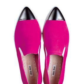 Footwear, Magenta, Purple, Pink, Violet, Tan, Lavender, Beige, Material property, Close-up,