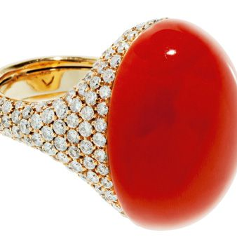 Red, Jewellery, Amber, Fashion accessory, Carmine, Orange, Natural material, Maroon, Metal, Gemstone,