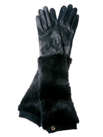 Finger, Hand, Safety glove, Wrist, Gesture, Personal protective equipment, Thumb, Black, Fur, Glove,