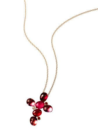Jewellery, Red, Fashion accessory, White, Magenta, Pink, Amber, Body jewelry, Natural material, Maroon,