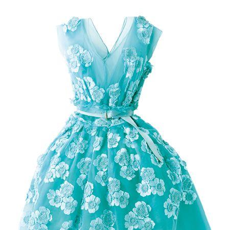 Clothing, Blue, Product, Dress, Sleeve, Textile, Teal, Aqua, Pattern, One-piece garment,