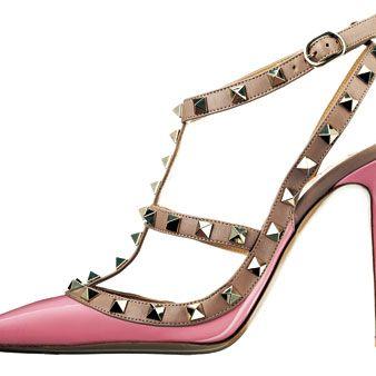 Footwear, Brown, Product, White, Sandal, Pink, High heels, Fashion accessory, Tan, Fashion,