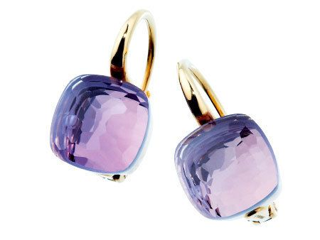 Eyewear, Violet, Purple, Lavender, Magenta, Pink, Glass, Amber, Fashion accessory, Natural material,