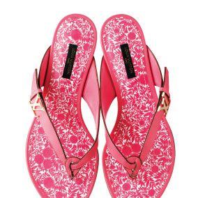 Shoe, Red, Pink, Magenta, Fashion, Natural material, Dancing shoe, Fashion design, Silver, Ballet flat,