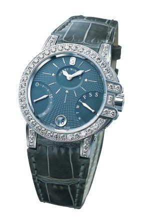 Product, Blue, Analog watch, Watch, Glass, Photograph, White, Watch accessory, Fashion accessory, Font,