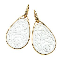 Metal, Fashion accessory, Natural material, Pendant, Earrings, Silver, Oval, Body jewelry, Chemical substance, Locket,