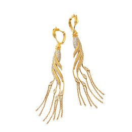 Beige, Fashion design, Creative arts, Body jewelry, Natural material, Knot, Earrings, Drawing,