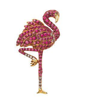 Magenta, Bird, Pink, Beak, Flightless bird, Violet, Illustration, Creative arts, Flamingo, Drawing,