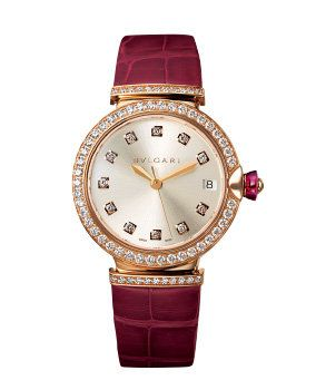 Product, Analog watch, Brown, Watch, Red, Glass, Fashion accessory, Watch accessory, Font, Magenta,