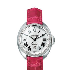 Product, Analog watch, Watch, Red, Magenta, Glass, Pink, Watch accessory, Fashion accessory, Font,