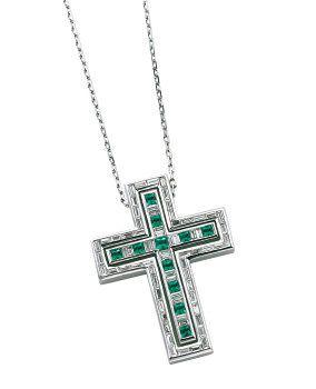 Cross, Line, Symbol, Pattern, Font, Carmine, Pendant, Religious item, Rectangle, Material property,