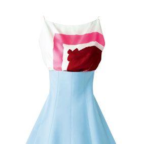 Blue, Product, Textile, White, Carmine, Azure, Electric blue, One-piece garment, Aqua, Maroon,