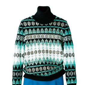 Clothing, Blue, Green, Sleeve, Textile, Pattern, Turquoise, Teal, Aqua, Style,