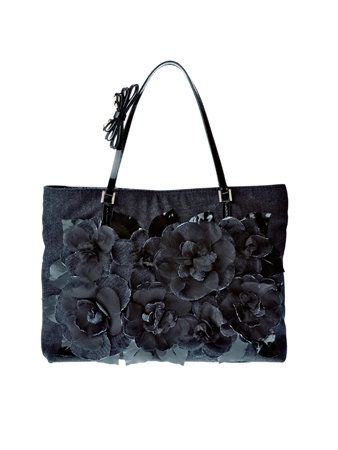 Bag, Style, Fashion accessory, Luggage and bags, Shoulder bag, Pattern, Black, Tote bag, Black-and-white, Silver,