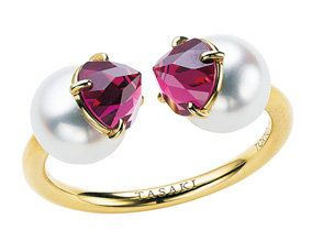 Yellow, Jewellery, Fashion accessory, Amber, Engagement ring, Ring, Magenta, Violet, Purple, Pre-engagement ring,