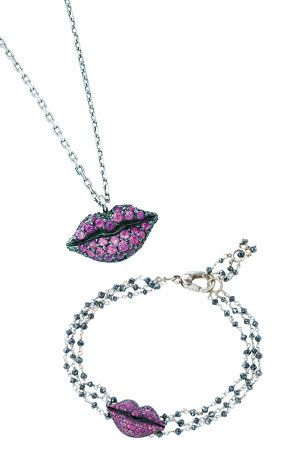 Product, Jewellery, Fashion accessory, White, Magenta, Red, Pink, Purple, Violet, Body jewelry,