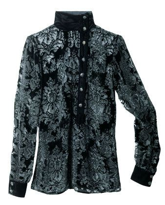 Product, Sleeve, Textile, Collar, Pattern, Style, Fashion, Black, Teal, Natural material,