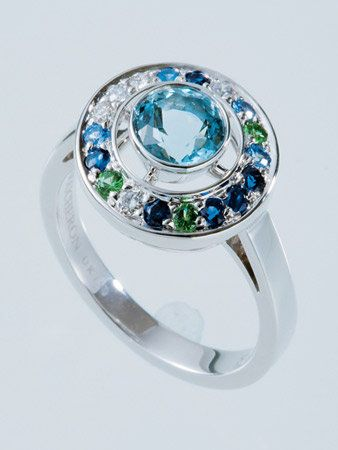 Blue, Jewellery, Fashion accessory, Amber, Aqua, Teal, Pre-engagement ring, Natural material, Ring, Azure,