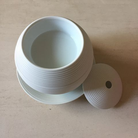 Plastic, Pipe, Circle,