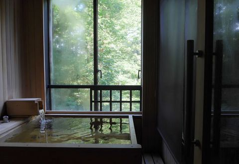 Room, Window, Property, House, Daylighting, Architecture, Floor, Glass, Tree, Home,