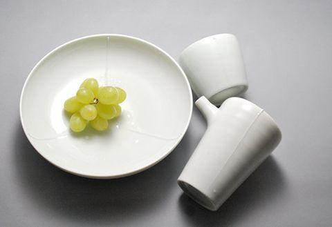 Dishware, Plate, Tableware, Serveware, Plant, Flower, Food,