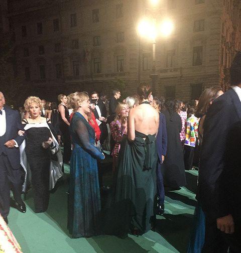Event, Fashion, Crowd, Formal wear, Dress, Ceremony,