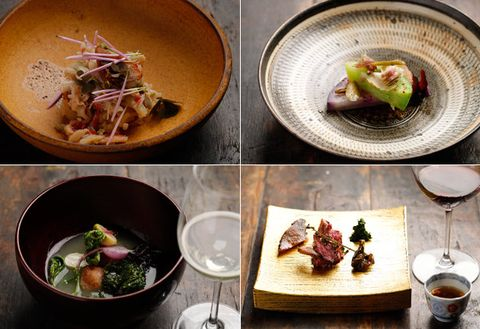 Dish, Food, Cuisine, Ingredient, Meal, Kaiseki, Lunch, Recipe, Produce, Meat,