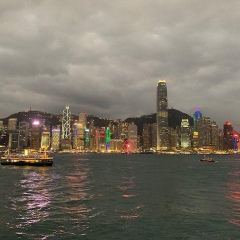 Sky, City, Skyline, Cityscape, Metropolitan area, Metropolis, Urban area, Night, Human settlement, Skyscraper,