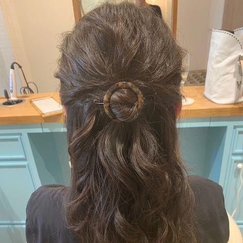 Hair, Hairstyle, Long hair, Beauty, Chignon, Brown hair, Hair coloring, Braid, Black hair, Layered hair,