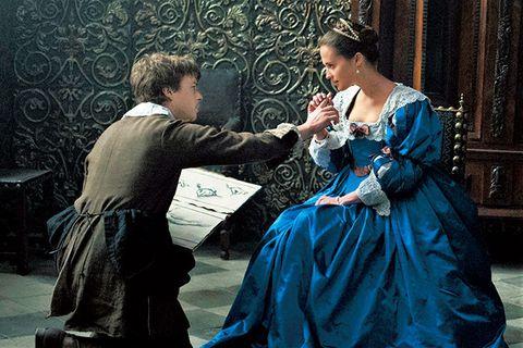 Dress, Scene, Victorian fashion, Costume design, Costume,