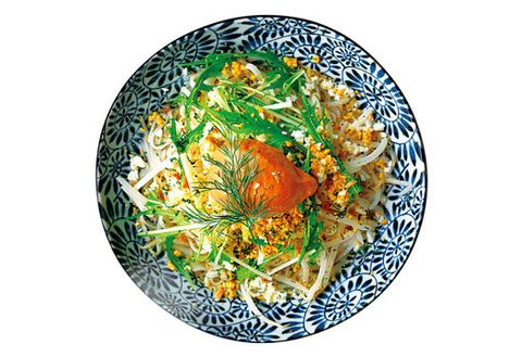 Ingredient, Recipe, Dish, Garnish, Produce, Leaf vegetable, Side dish, Thai food, Indian chinese cuisine,
