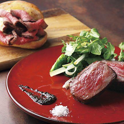Dish, Food, Cuisine, Red meat, Ingredient, Venison, Beef tenderloin, Meat, Kobe beef, Produce,
