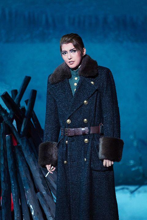Fashion, Overcoat, Coat, Outerwear, Fur, Frock coat,
