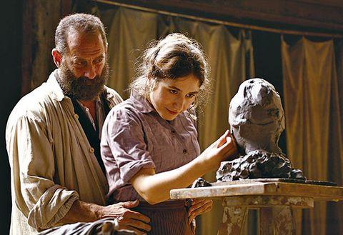 Sculpture, Art, Sculptor, Human, Human body, Acting,