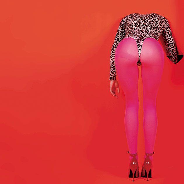 Pink, Red, Shoulder, Joint, Peach, Leg, Neck, Thigh, High heels,