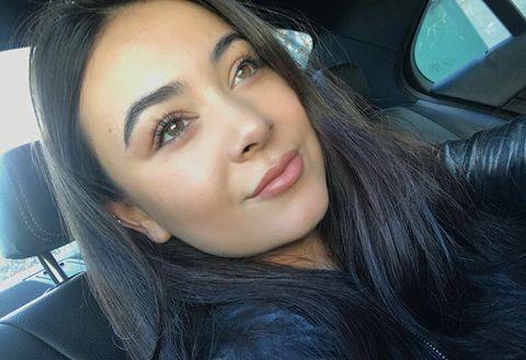 Face, Hair, Eyebrow, Lip, Black hair, Beauty, Nose, Cheek, Chin, Hairstyle,