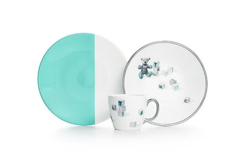 Dishware, Turquoise, Dinnerware set, Aqua, Product, Teacup, Saucer, Tableware, Plate, Turquoise,