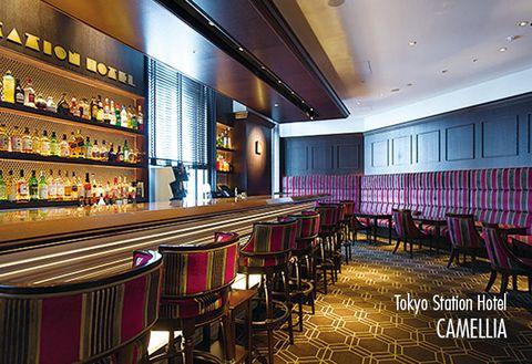 Interior design, Building, Restaurant, Bar, Room, Architecture, Lobby, Table, Furniture, Cafeteria,