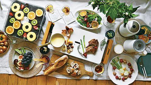 Dish, Cuisine, Meal, Food, Brunch, Breakfast, Ingredient, Comfort food, Garnish, Lunch,