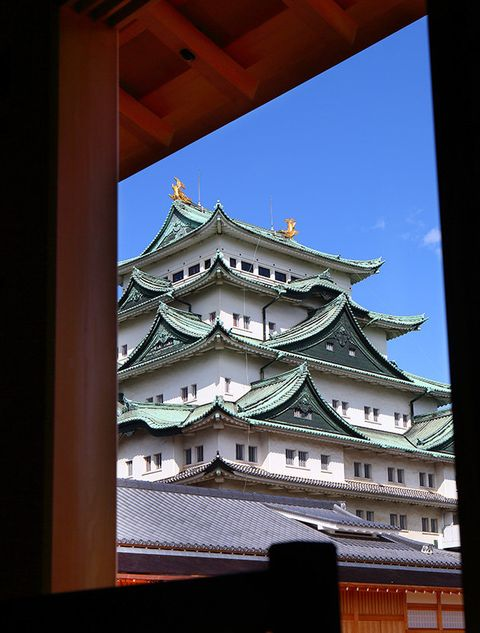 Architecture, Japanese architecture, Chinese architecture, Sky, Building, Pagoda, Shrine, Temple, Temple, Shinto shrine,